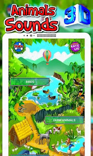 Animals Sounds For Kids Animated v2.3.6 screenshots 1
