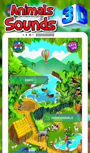 Animals Sounds For Kids Animated v2.3.6 screenshots 17