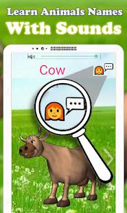 Animals Sounds For Kids Animated v2.3.6 screenshots 21