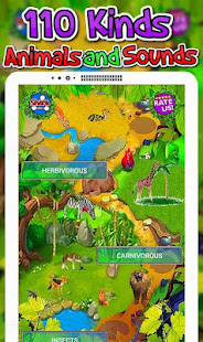 Animals Sounds For Kids Animated v2.3.6 screenshots 3