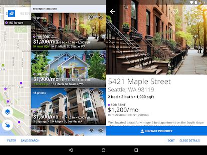 Apartments amp Rentals – Zillow v6.5.18.1721 screenshots 12