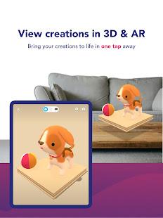 Assemblr – Make 3D Images amp Text Show in AR v3.402 screenshots 14