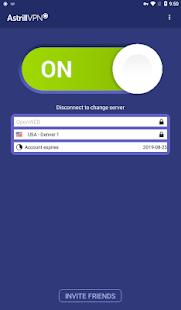 Astrill VPN – free amp premium Android VPN v3.11.14 screenshots 10