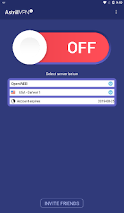 Astrill VPN – free amp premium Android VPN v3.11.14 screenshots 8