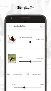 Audio Editor CutMergeMix Extract Convert Audio v1.22 screenshots 2