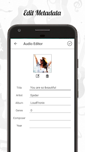 Audio Editor CutMergeMix Extract Convert Audio v1.22 screenshots 4