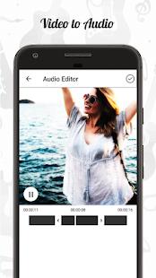 Audio Editor CutMergeMix Extract Convert Audio v1.22 screenshots 6