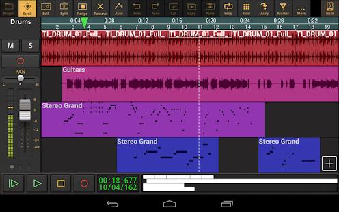 Audio Evolution Mobile Studio TRIAL v5.0.8.7 screenshots 11