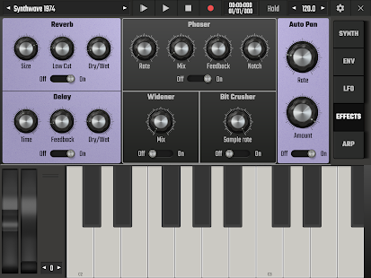 Audio Evolution Mobile Studio TRIAL v5.0.8.7 screenshots 13