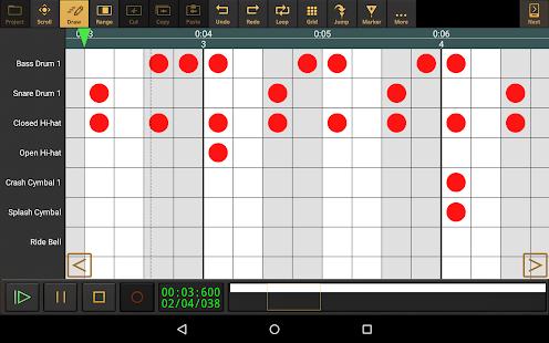 Audio Evolution Mobile Studio TRIAL v5.0.8.7 screenshots 14