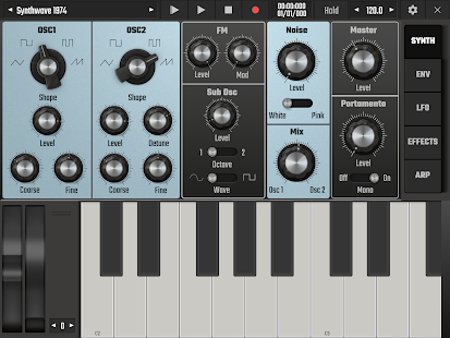 Audio Evolution Mobile Studio TRIAL v5.0.8.7 screenshots 20
