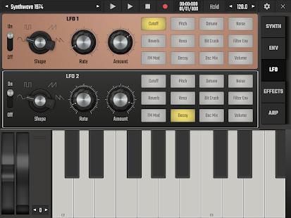 Audio Evolution Mobile Studio TRIAL v5.0.8.7 screenshots 21