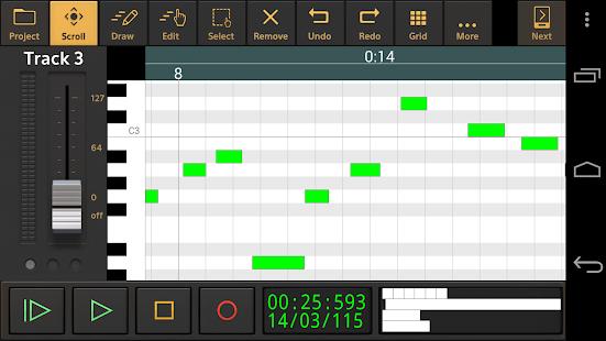 Audio Evolution Mobile Studio TRIAL v5.0.8.7 screenshots 6