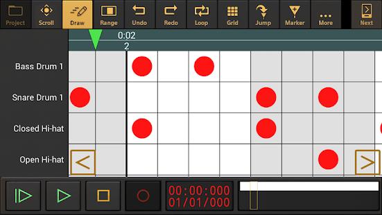 Audio Evolution Mobile Studio TRIAL v5.0.8.7 screenshots 7