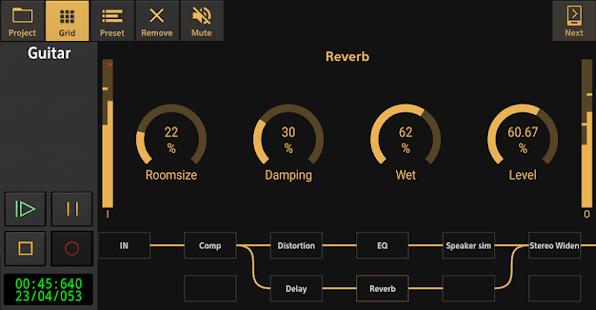 Audio Evolution Mobile Studio TRIAL v5.0.8.7 screenshots 8