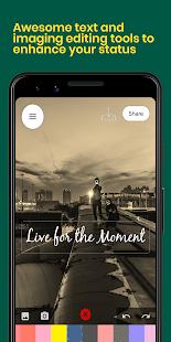 Audio Status Maker v2.0.3 screenshots 5