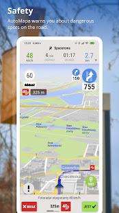 AutoMapa – GPS navigation CB Radio radars v6.4.2 3941 screenshots 5