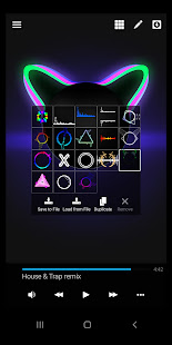 Avee Music Player Lite v1.2.98-lite screenshots 1