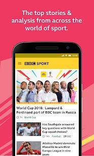BBC Sport v1.42.0.9620 screenshots 1