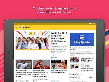 BBC Sport v1.42.0.9620 screenshots 11