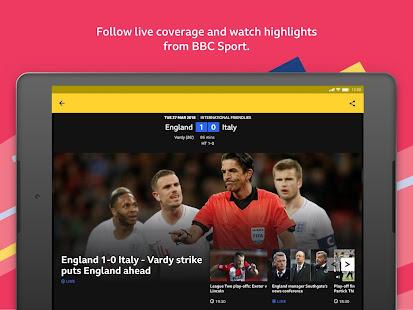 BBC Sport v1.42.0.9620 screenshots 14