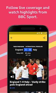 BBC Sport v1.42.0.9620 screenshots 4
