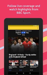 BBC Sport v1.42.0.9620 screenshots 9
