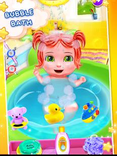 Baby Kids Care – Babysitting Baby Girl Games v1.1.3 screenshots 1