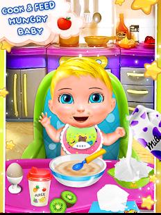 Baby Kids Care – Babysitting Baby Girl Games v1.1.3 screenshots 2