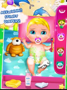 Baby Kids Care – Babysitting Baby Girl Games v1.1.3 screenshots 4