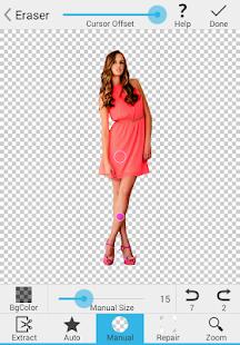 Background Eraser v2.7.1 screenshots 2