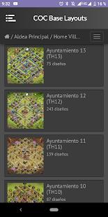 Base Layouts for COC v1.2 screenshots 4
