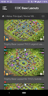 Base Layouts for COC v1.2 screenshots 6