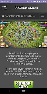 Base Layouts for COC v1.2 screenshots 7
