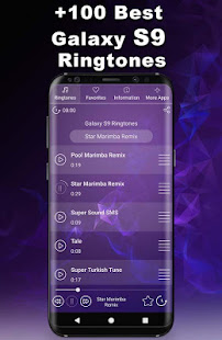 Best Galaxy S9 Plus Ringtones 2021 Free v1.1.7 screenshots 1