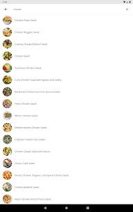 Best Salad Cookbook – free salad recipes v5.01 screenshots 12