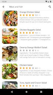 Best Salad Cookbook – free salad recipes v5.01 screenshots 2