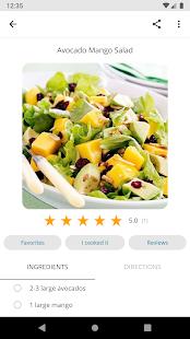 Best Salad Cookbook – free salad recipes v5.01 screenshots 3