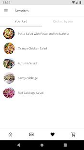 Best Salad Cookbook – free salad recipes v5.01 screenshots 4
