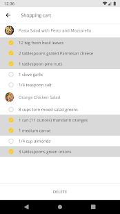 Best Salad Cookbook – free salad recipes v5.01 screenshots 5