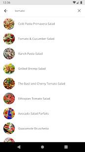 Best Salad Cookbook – free salad recipes v5.01 screenshots 6