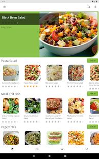 Best Salad Cookbook – free salad recipes v5.01 screenshots 7