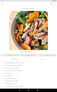 Best Salad Cookbook – free salad recipes v5.01 screenshots 9