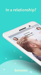 Between – Private Couples App v5.6.0 screenshots 1