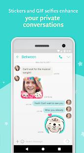 Between – Private Couples App v5.6.0 screenshots 3