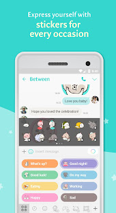 Between – Private Couples App v5.6.0 screenshots 4