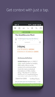 Bible App by Olive Tree v7.10.0.0.661 screenshots 8