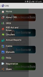 Birth amp Death Certificate v1.0 screenshots 2