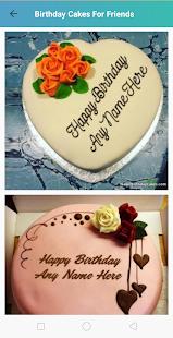 Birthday Cake With Name And Photo v1.2 screenshots 2