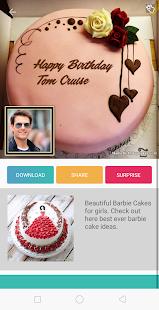 Birthday Cake With Name And Photo v1.2 screenshots 4